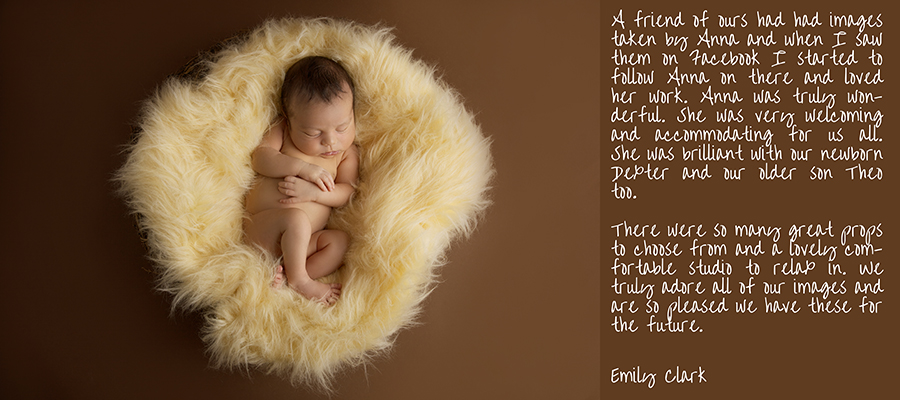 Staines Newborn Baby Photographer