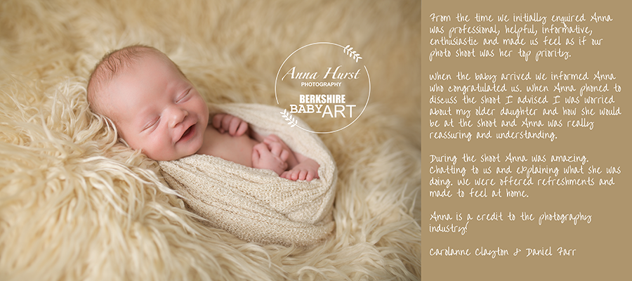 Farnborough Newborn Baby Photographer