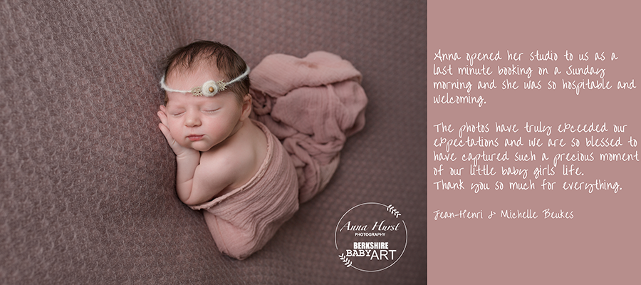 Henley On Thames Newborn Photographer