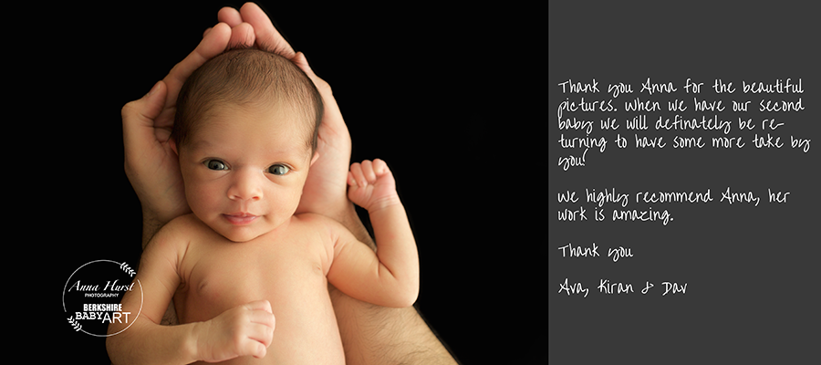 Maidenhead Newborn Photographer
