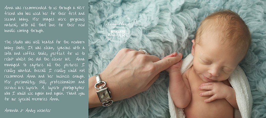 Lightwater Newborn Photographer