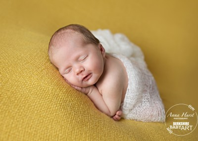 Berkshire Newborn Baby Photographer
