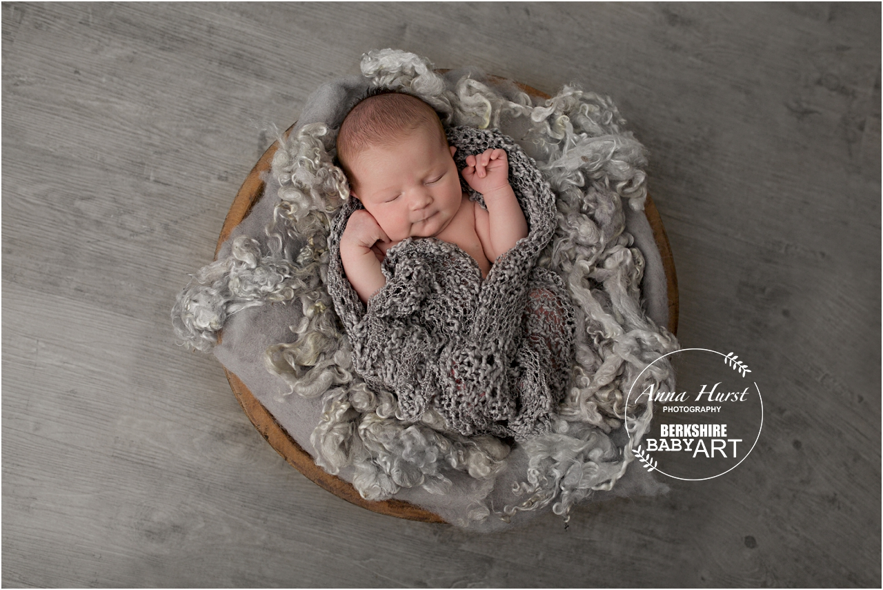 Newborn Photographer in Bracknell