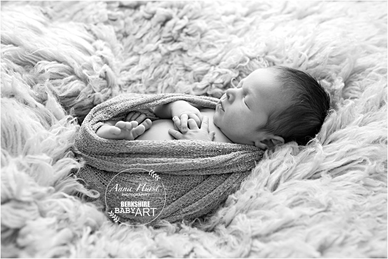Wokingham Newborn Photographer