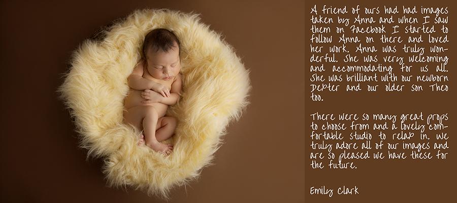 Staines Newborn Baby Photographer
