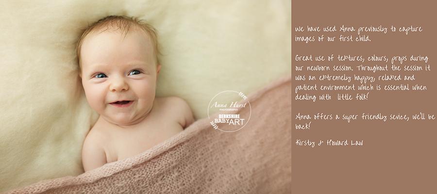 Finchampstead Newborn Baby Photographer
