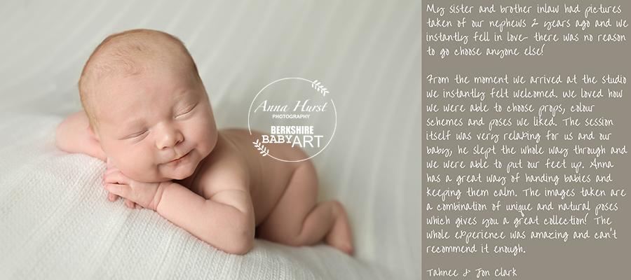 Woking Surrey Baby Photographer