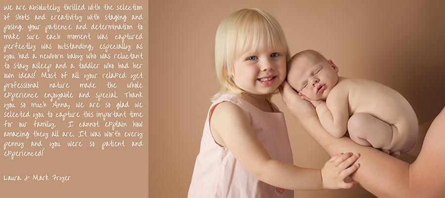 Brackell Newborn Baby Photographer