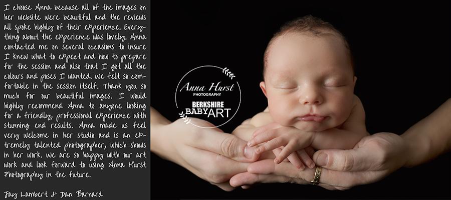 Bracknell Newborn Baby Photographer