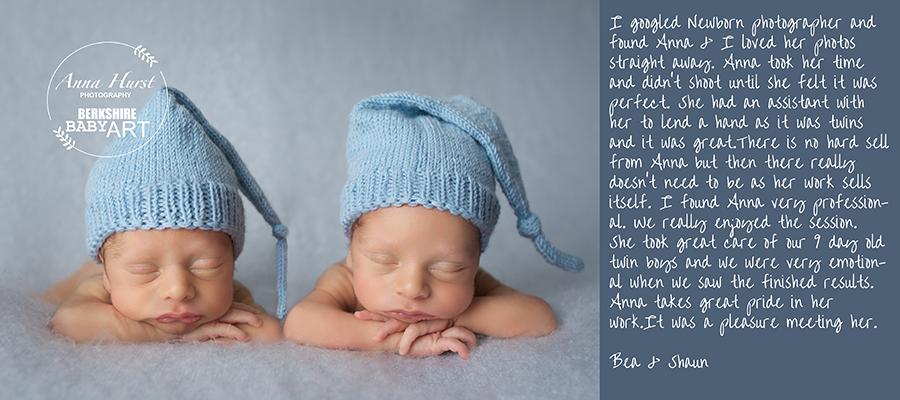 Camberley Newborn Baby Photographer
