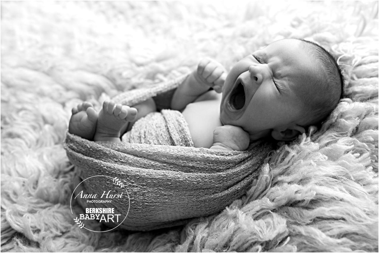 Newborn Photographer Berkshire