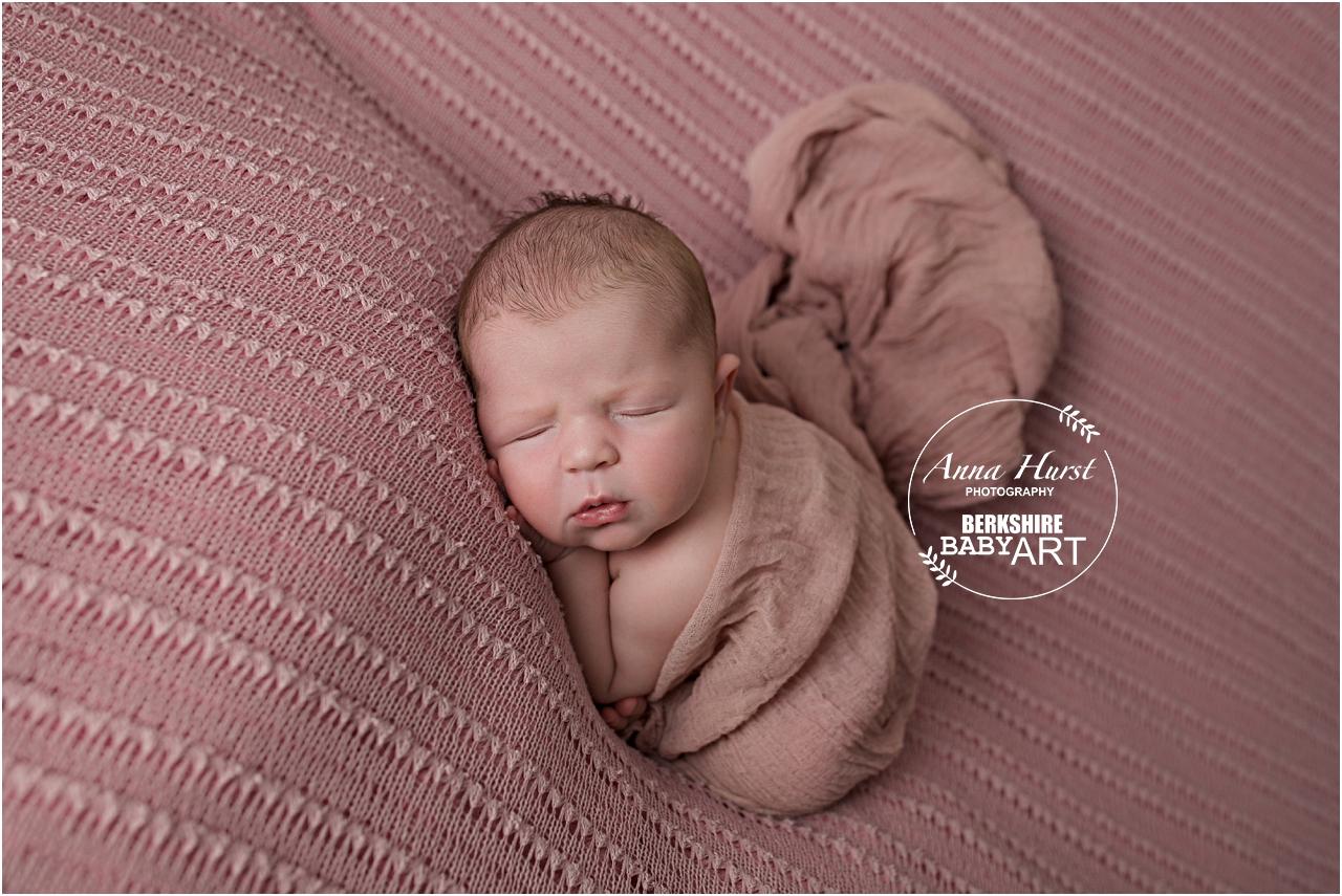 Newborn Photography in Reading
