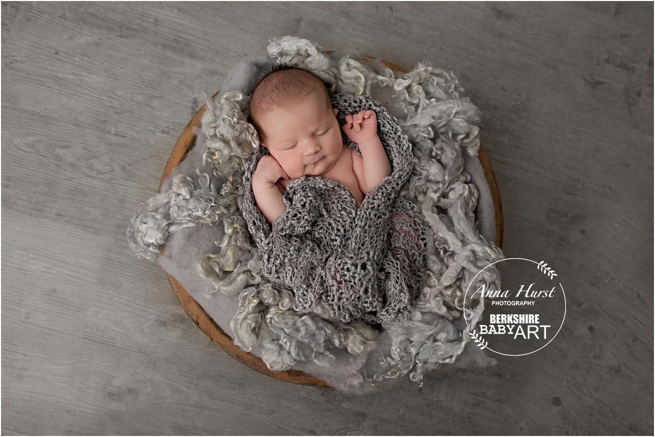 Newborn Photographer in Bracknell