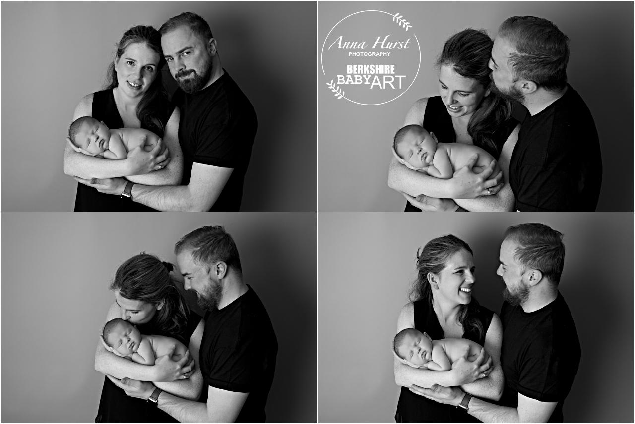 Reading Newborn Photographer