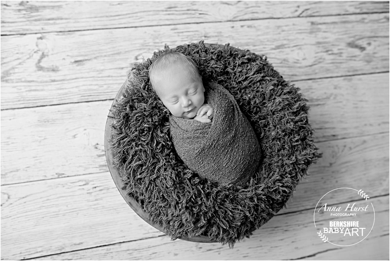 Hampshire Newborn Baby Photographer