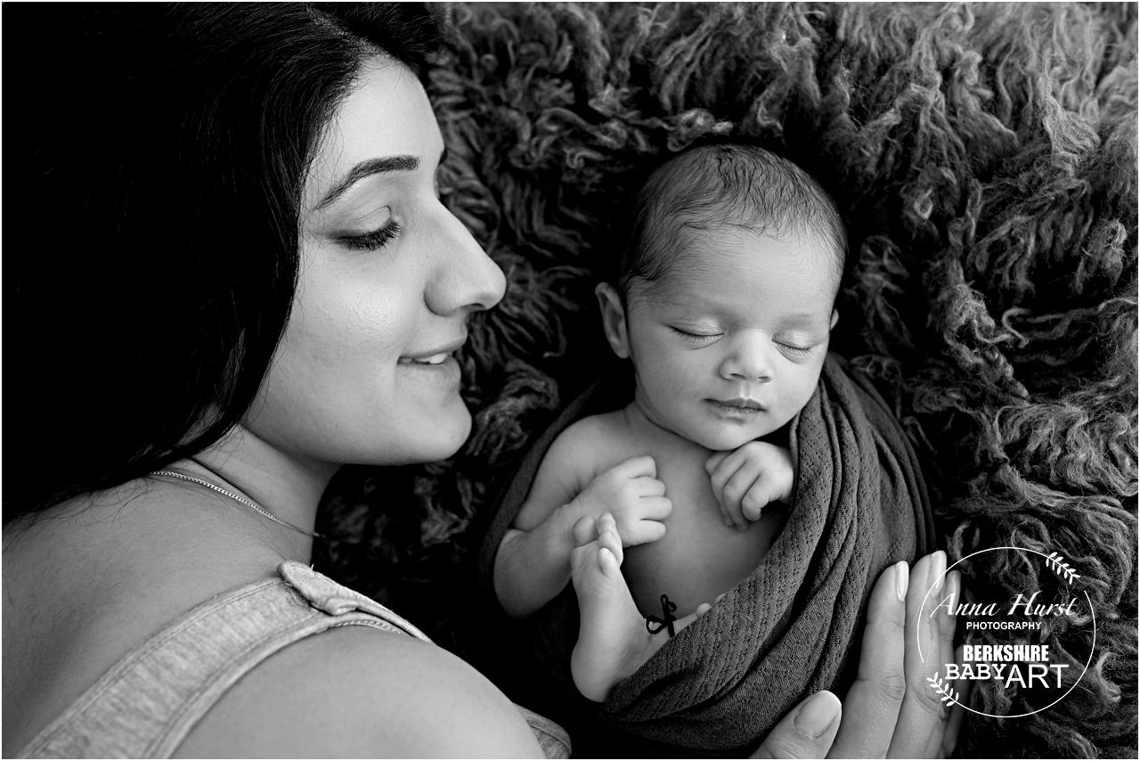 Maidenhead Newborn Baby Photographer