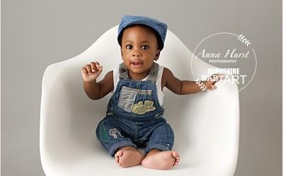 Finchampstead Baby Photographer | Oneyor 6 Months Old