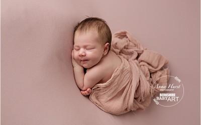 Maidenhead Newborn Photographer | Molly 8 Days Old
