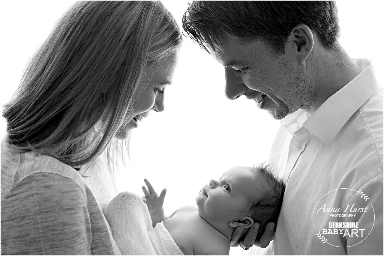 Maidenhead Baby Photoshoot