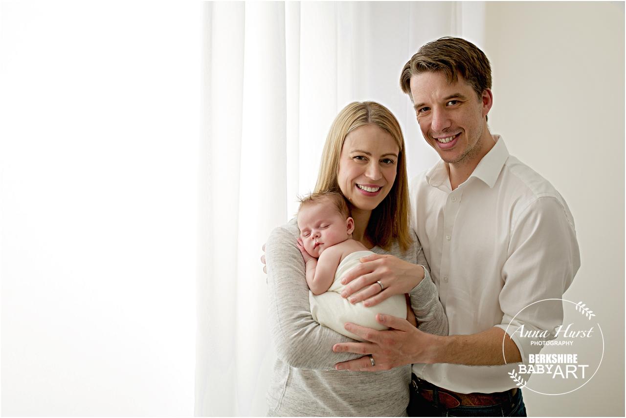 Windsor Newborn Baby Photographer