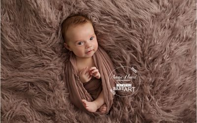 Windsor Newborn Baby Photographer | Eliza 8 Weeks Old