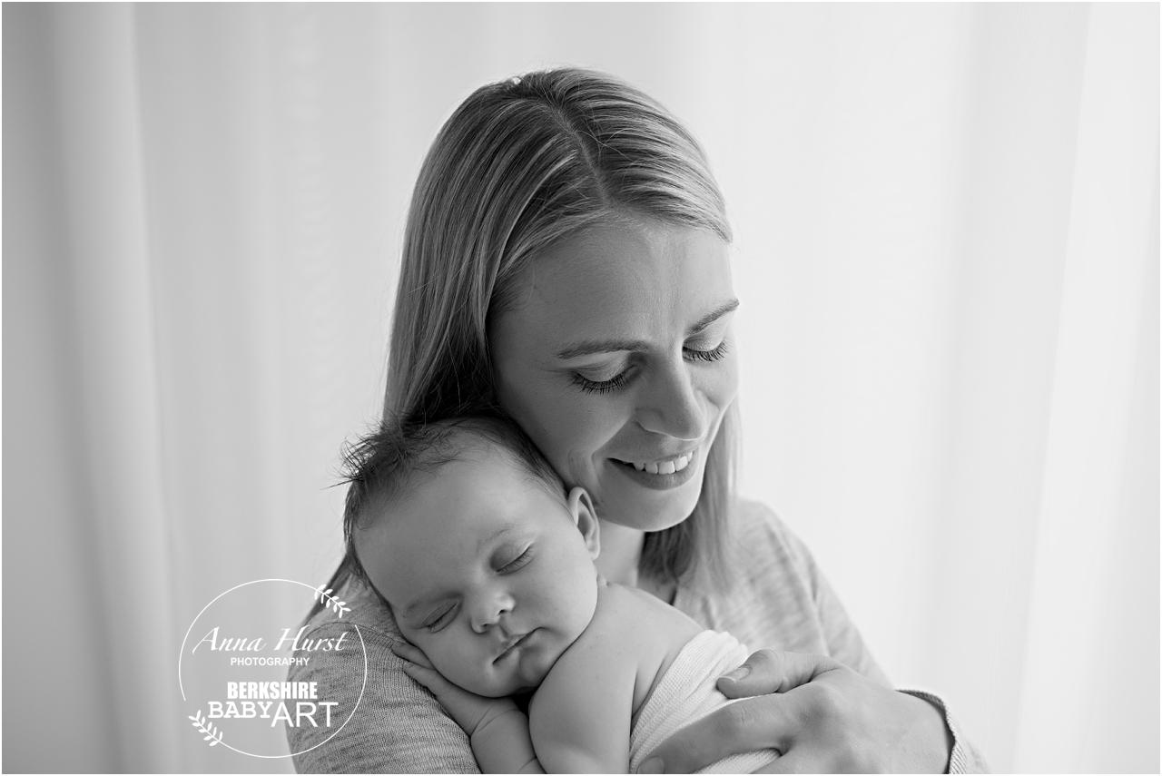 Berkshire Baby Photoshoot