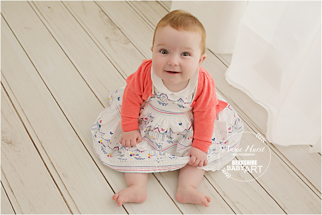Bracknell Baby Photographer