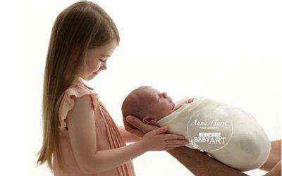 Basingstoke Newborn Photographer | Finlay 11 Days Old