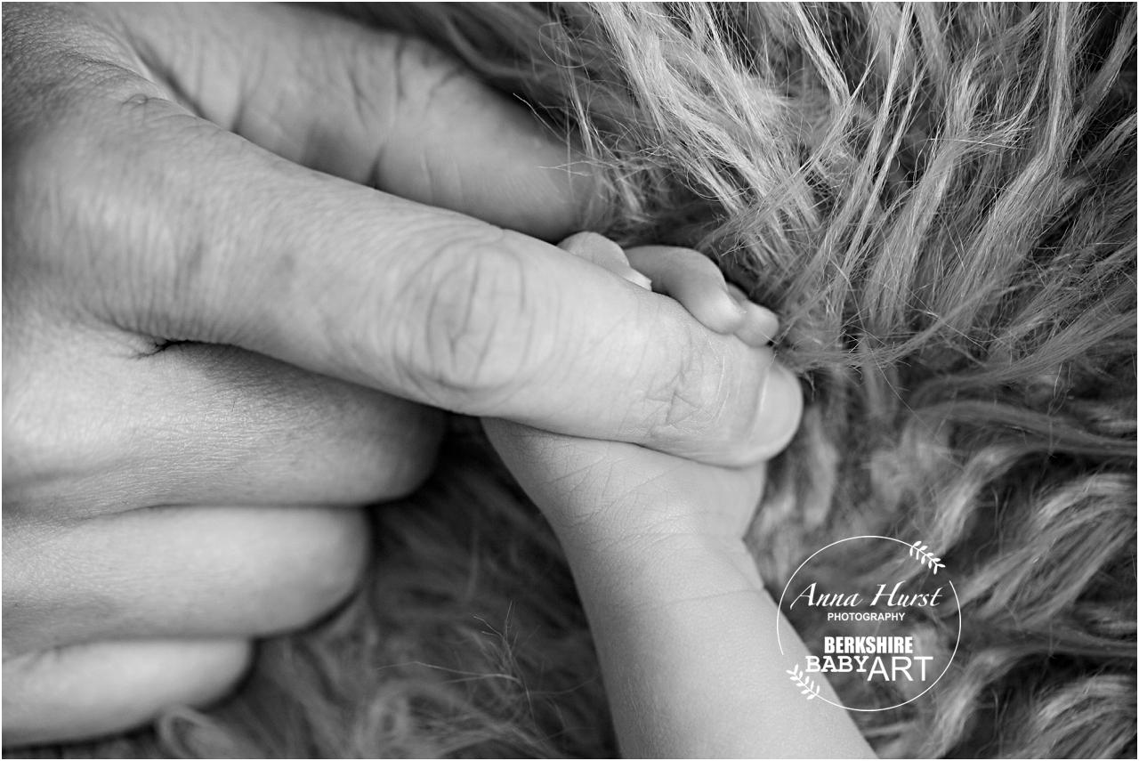 Shinfield Newborn Baby Photographer