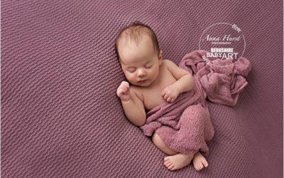 Arborfield Baby Photographer | Emily 6 Weeks Old