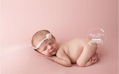 Newborn Photographer Reading | Mabel 19 Days Old