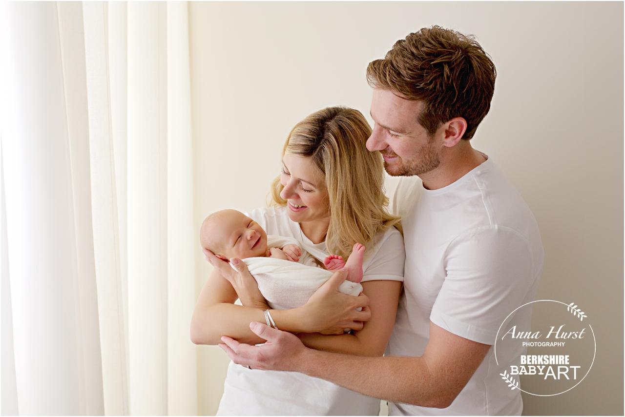 Sunningdale Newborn Photographer