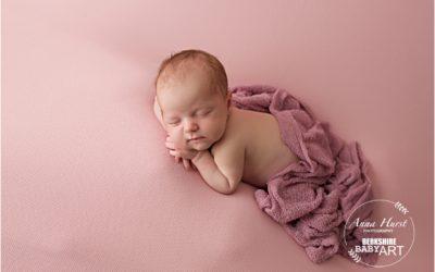 Berkshire Newborn Baby Photography Reading | Neri 11 Days Old