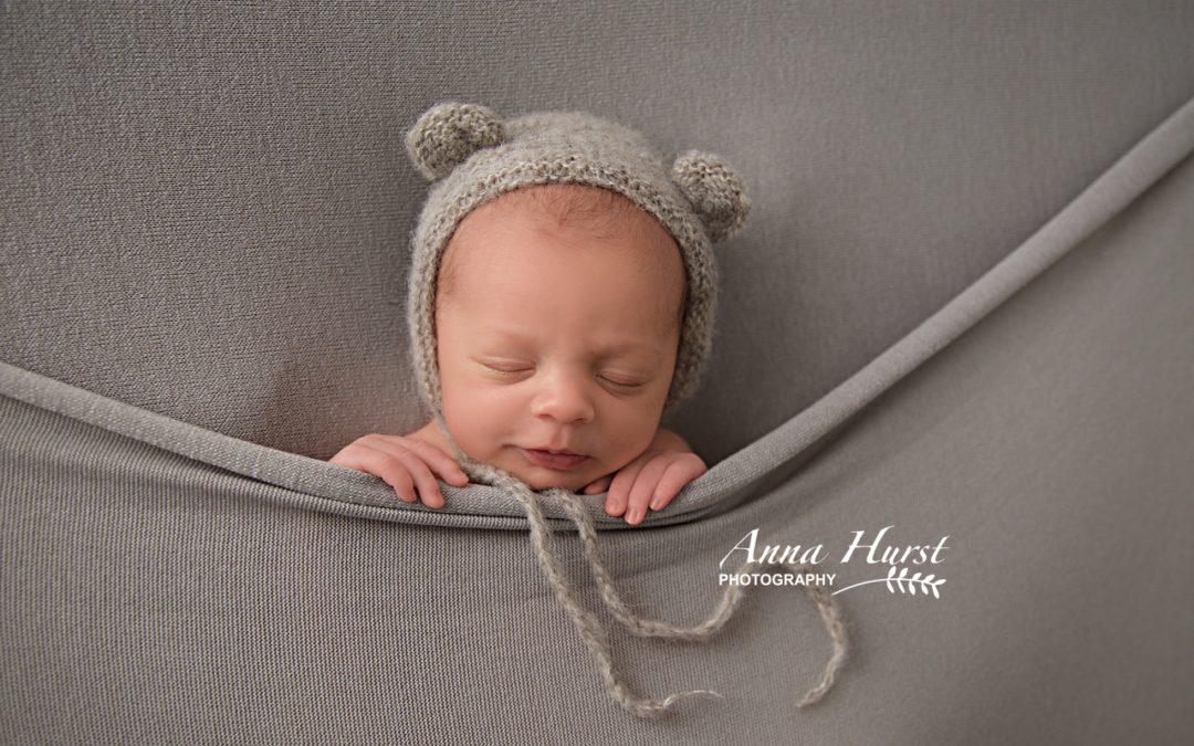 Datchet newborn photographer baby oliver